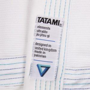 Tatami BJJ Gi Ladies Elements Ultralite vit 8