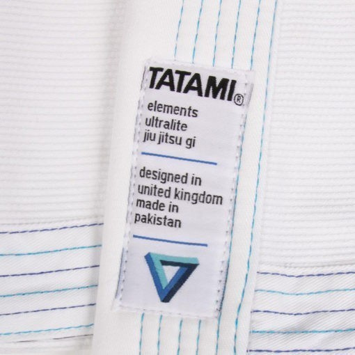 Tatami BJJ Gi Ladies Elements Ultralite vit 8