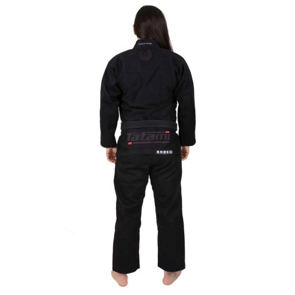Tatami BJJ Gi Ladies Estilo 6.0 svart svart 2