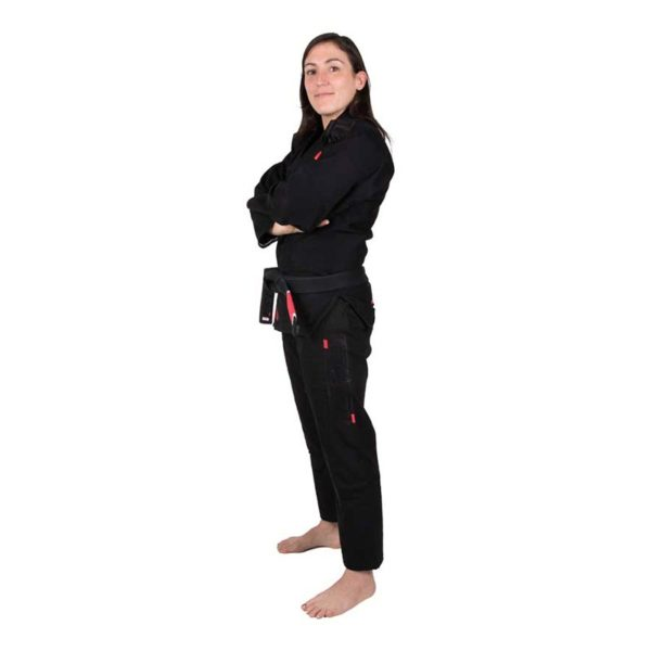 Tatami BJJ Gi Ladies Estilo 6.0 svart svart 3