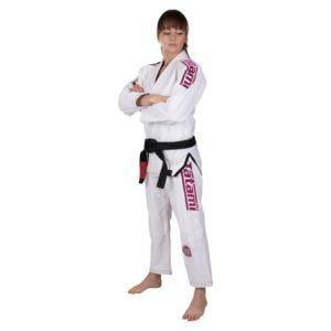 Tatami BJJ Gi Ladies Estilo 6.0 vit rosa3