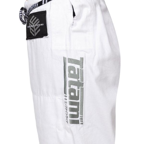 Tatami BJJ Gi Ladies Estilo Black Label grey white 14