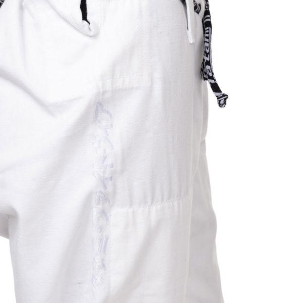Tatami BJJ Gi Ladies Estilo Black Label grey white 17