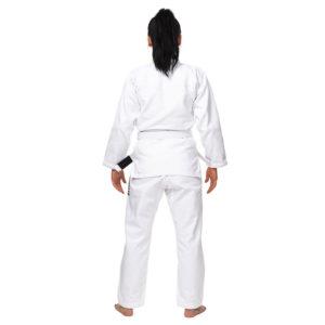 Tatami BJJ Gi Ladies Estilo Black Label grey white 5