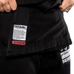 Tatami BJJ Gi Ladies Hokori svart 7