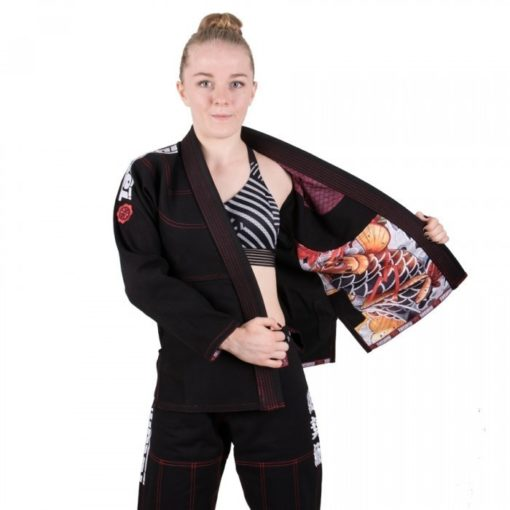 Tatami BJJ Gi Ladies Maple Koi 1