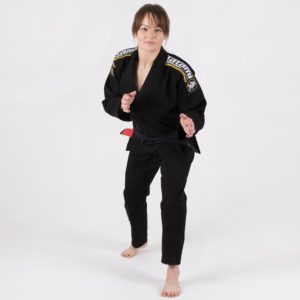 Tatami BJJ Gi Ladies Nova Absolute Svart 1
