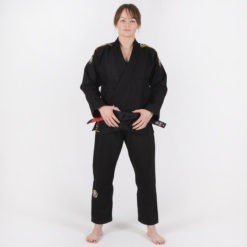 Tatami BJJ Gi Ladies Nova Absolute Svart 3