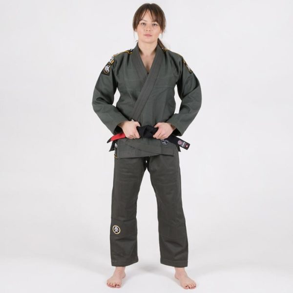 Tatami BJJ Gi Ladies Nova Absolute mossgron 2