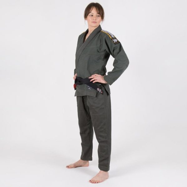 Tatami BJJ Gi Ladies Nova Absolute mossgron 4