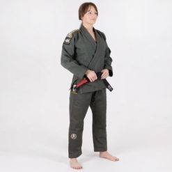 Tatami BJJ Gi Ladies Nova Absolute mossgron 5
