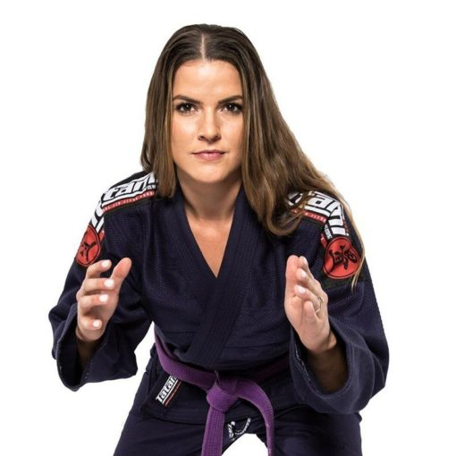 Tatami BJJ Gi Ladies Nova MK4 navy 1