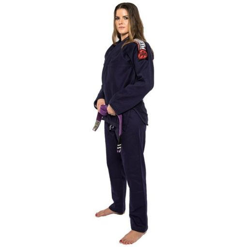Tatami BJJ Gi Ladies Nova MK4 navy 2