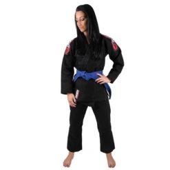 Tatami BJJ Gi Ladies Nova MK4 svart 2