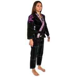 Tatami BJJ Gi Ladies Weeping Hannya 3