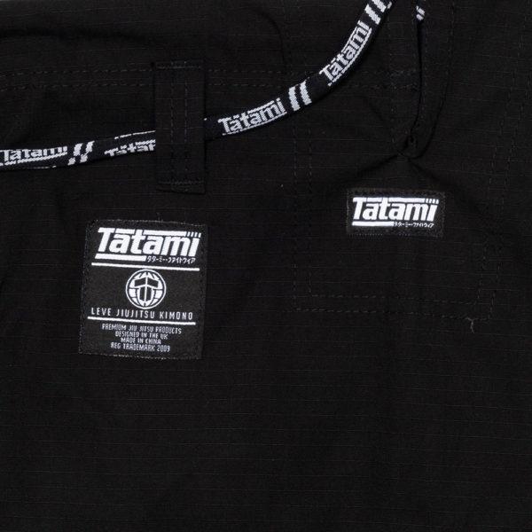 Tatami BJJ Gi Leve black 9