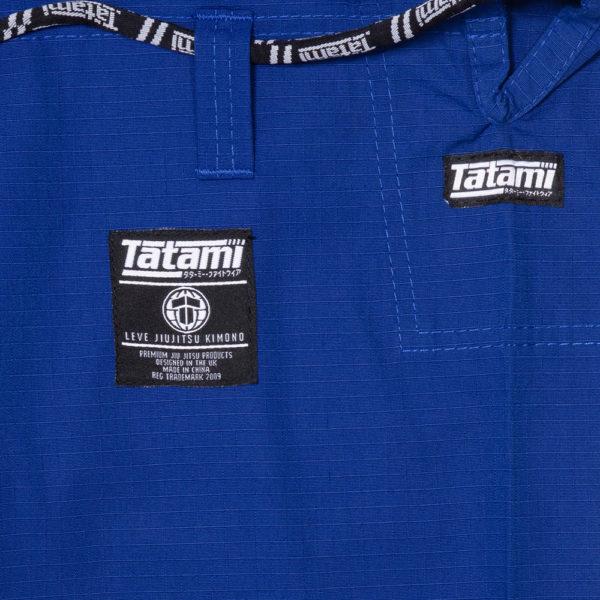 Tatami BJJ Gi Leve blue 10