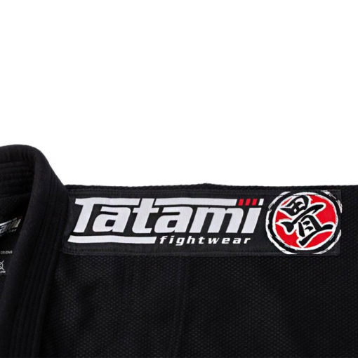 Tatami BJJ Gi Nova 2015 svart 2
