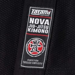 Tatami BJJ Gi Nova 2015 svart 4