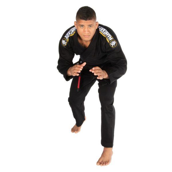 Tatami BJJ Gi Nova Absolute black 2
