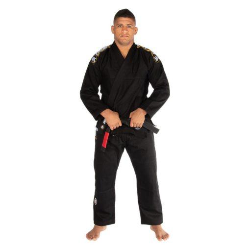Tatami BJJ Gi Nova Absolute black 3