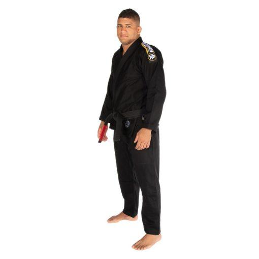 Tatami BJJ Gi Nova Absolute black 5
