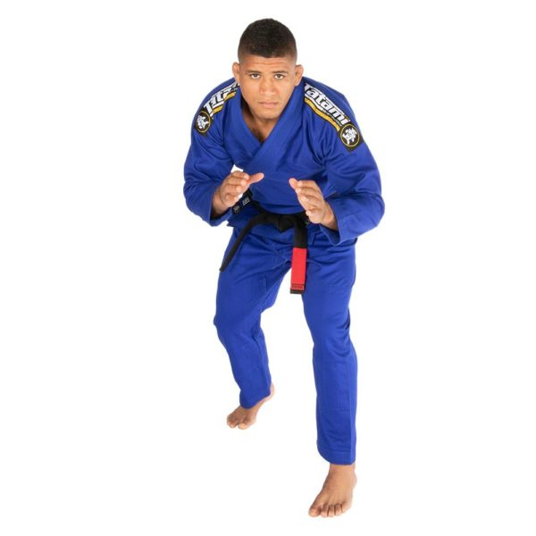 Tatami BJJ Gi Nova Absolute blue 2