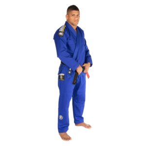 Tatami BJJ Gi Nova Absolute blue 4