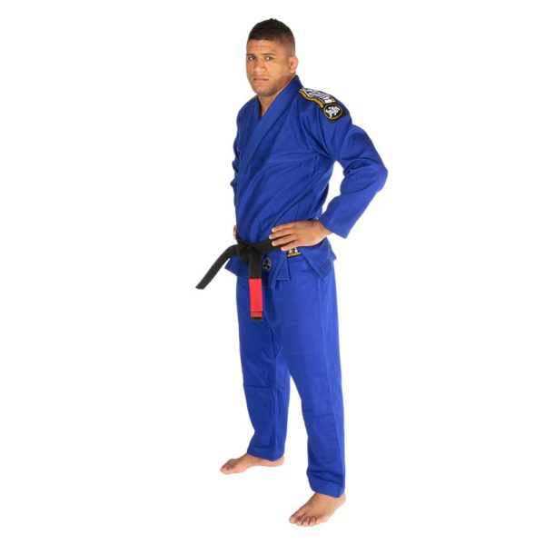 Tatami BJJ Gi Nova Absolute blue 5