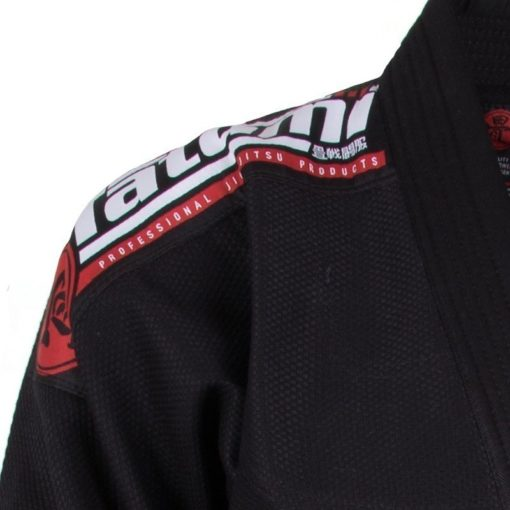 Tatami BJJ Gi Nova MK4 svart 4