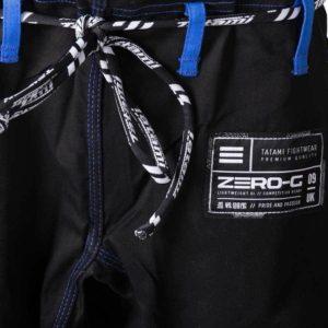 Tatami BJJ Gi Zero G V4 svart 6