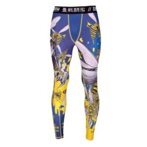 Tatami Grappling Spats Honey Badger V5 1