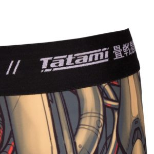 Tatami Grappling Spats Mech Warrior 5