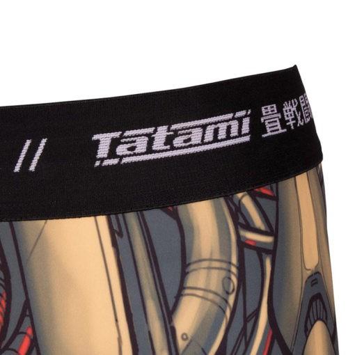 Tatami Grappling Spats Mech Warrior 5