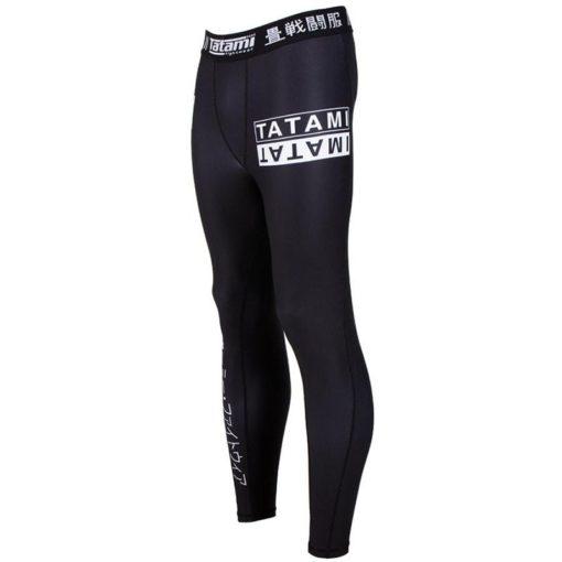 Tatami Grappling Spats White label 2