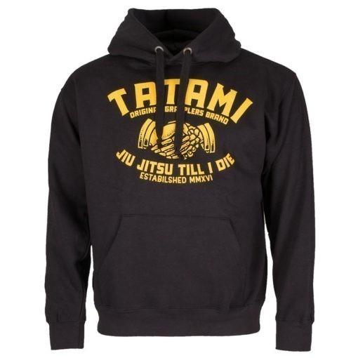 Tatami Hoodie Jiu Jitsu Till I Die 1