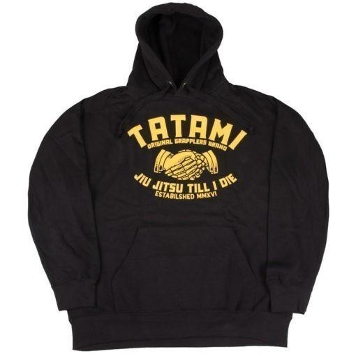 Tatami Hoodie Jiu Jitsu Till I Die 3