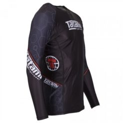 Tatami Husky Rashguard Optronic svart 2