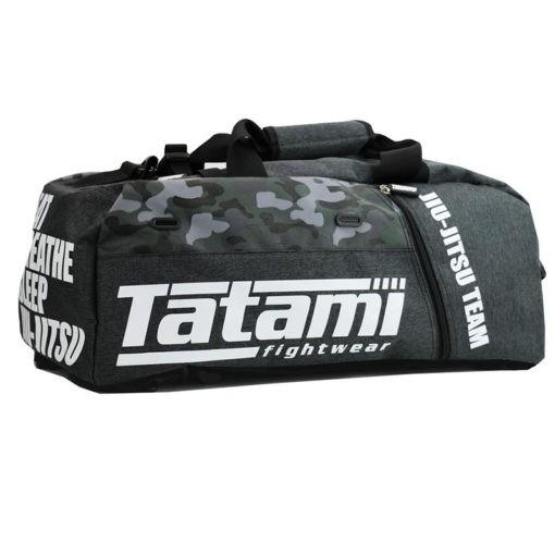 Tatami Jiu Jitsu Gear Bag gra camo 2