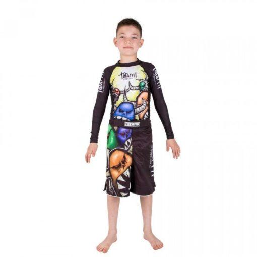 Tatami Kids Shorts Monsters 1