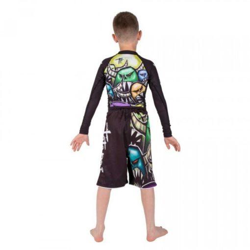 Tatami Kids Shorts Monsters 2