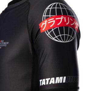 Tatami Rashguard Global Short Sleeve 5