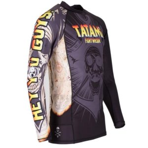 Tatami Rashguard Hey You Guys 3