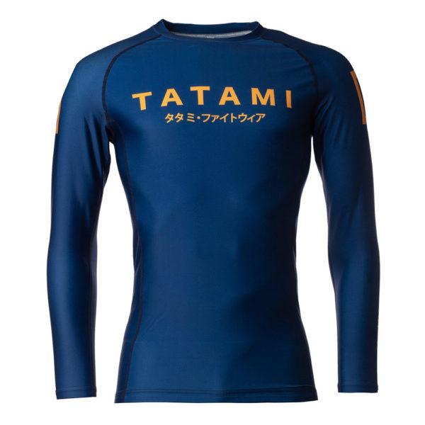 Tatami Rashguard Katakana 1