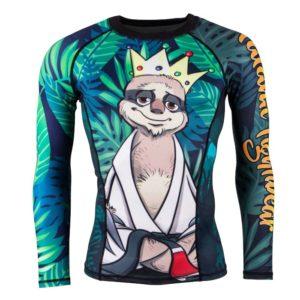 Tatami Rashguard King Sloth 1