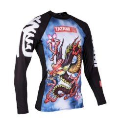 Tatami Rashguard Oriental Dragon 3