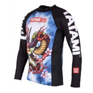 Tatami Rashguard Oriental Dragon 4