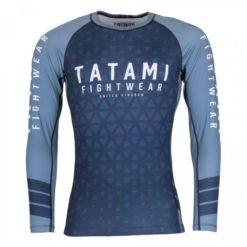 Tatami Rashguard Prism navy 1