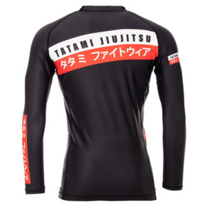 Tatami Rashguard Urban Long Sleeve 2