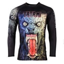Tatami Rashguard Werewolf 1